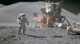 W sobotę 50. rocznica lądowania na Księżycu Biuro prasowe