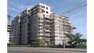 Inwestycja Osiedle nad Odrą pnie się w górę Biuro prasowe