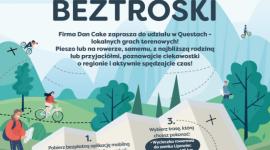Na Szlaku Beztroski - Dan Cake uruchamia trzy lokalne gry terenowe Biuro prasowe