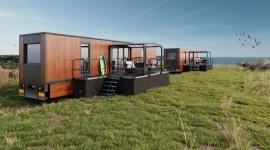 Pierwsza mobilna sieć hoteli w Polsce