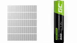 Akumulatory Green Cell - 1 zamiast 1000 baterii