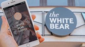 Miśki online – nowa aplikacja i karta lojalnościowa w the White Bear Coffee