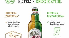 Drugie życie butelek zwrotnych zaczyna się… w Namysłowie