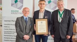 Górażdże Kruszywa nagrodzone prestiżowym certyfikatem Solidne Kruszywa – BZJ