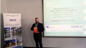AWBUD partnerem międzynarodowego projektu edukacyjnego Politechniki Warszawskiej Biuro prasowe