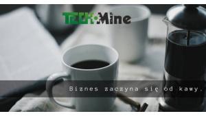 TechMine Coffee Kraków - wyjątkowe wydarzenie dla przedsiębiorców