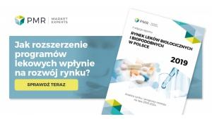 Rok 2019: przyspieszenie wzrostu rynku leków biologicznych Biuro prasowe