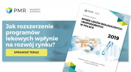 Rok 2019: przyspieszenie wzrostu rynku leków biologicznych