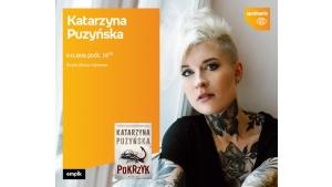 Katarzyna Puzyńska w Empiku Silesia Biuro prasowe