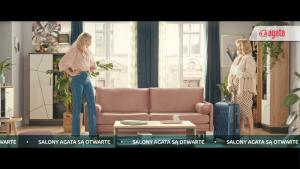 Salony Agata ponownie otwarte. Marka prezentuje nowy spot reklamowy