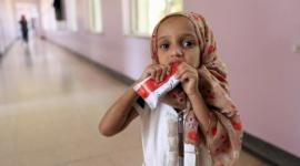 W Jemenie i Sudanie Południowym 650 tys dzieci jest zagrożonych śmiercią głodową Biuro prasowe