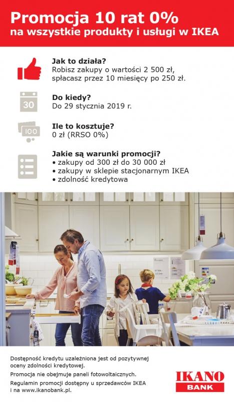 Ikano Bank Promocja 10 Rat 0 Na Wszystko W Ikea