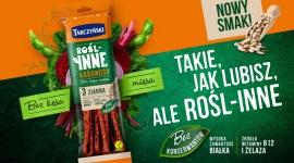 Kabanosy 3 ziarna – nowy roślinny produkt od marki Tarczyński Biuro prasowe
