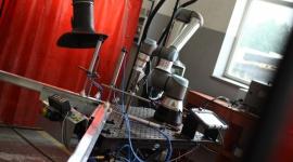 Cobot UR10e automatyzuje spawanie i podnosi efektywność w zakładzie Grupy DWD