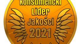 LUX MED ze Złotym Godłem Konsumenckiego Lidera Jakości 2021