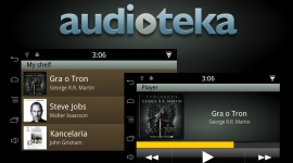 Audioteka w urządzeniach Parrot dzięki MakoLab SA