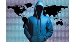 Hakerzy za linią końcową boiska