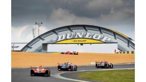 Dunlop gotowy do intensywnej walki w 24-godzinnym wyścigu Le Mans