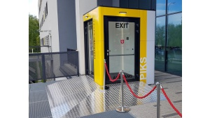 Inteligentne bramki bezpieczeństwa – nowy sposób na koronawirusa Biuro prasowe
