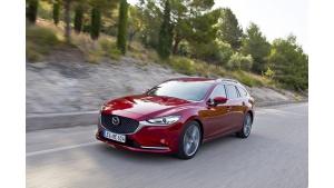 Dojrzała, elegancka, dystyngowana: Nowa Mazda6