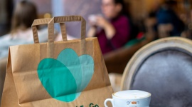 Kawiarnie Green Caffè Nero pokazują jak nie marnować jedzenia Biuro prasowe