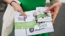 Zielone Arkady w obliczu modernizacji dróg wokół obiektu Biuro prasowe