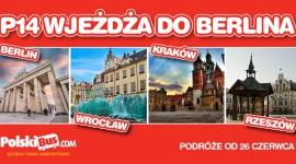 Niespodzianka dla mieszkańców Rzeszowa, Krakowa oraz Wrocławia. Trasa P14 przedł