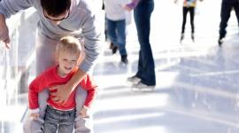 Ferie w mieście, czyli bezpłatne lodowisko w Zielonych Arkadach