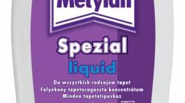 Metylan Spezial Liquid – uniwersalny klej do tapet