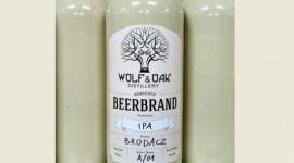 Browar Brodacz i Wolf&Oak stworzyli piwny destylat