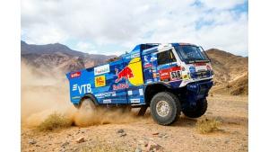 Zespół KAMAZ-master zdominował Rajd Dakar 2020 na standardowych oponach Goodyear
