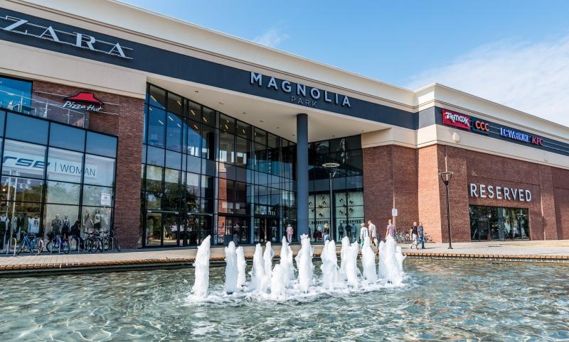Jeszcze większy 4F w Magnolia Park Handel Newseria Biznes