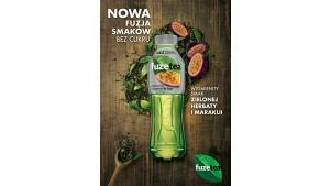 Nowa FUZETEA w wersji Bez Cukru zaskakuje fuzją smaków