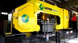 Produkcja płyt granitowych – trak wielolinowy Gaspari