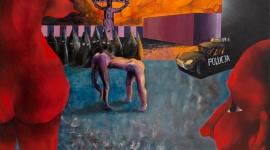 Czerwcowa Młoda Sztuka. Wystawa i aukcja