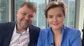Monika Zamachowska zainteresowała się grą na giełdzie w USA