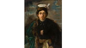 Odnaleziony po 70 latach portret Gottlieba Biuro prasowe