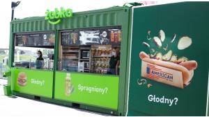 Mobilne sklepy Żabka pojawią się m.in. na targach, koncertach i festiwalach Biuro prasowe
