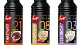 Oferta sosów Fanex w sieci sklepów Biedronka