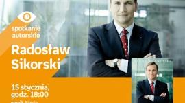 Radosław Sikorski w Empiku w Silesii