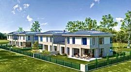 Kameralne osiedle inteligentnych domów premium