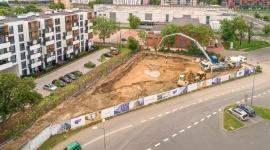 Ruszyła budowa przy Legnickiej – ponad 100 mikroapartamentów inwestycyjnych Biuro prasowe