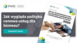 Usługi telekomunikacyjne dla biznesu i rynku operatorskiego warte 14 mld zł