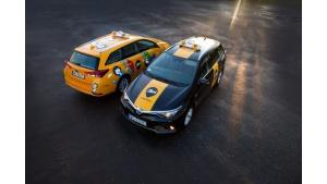 iTaxi zaparkowało na poznańskim lotnisku