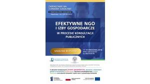 BEZPŁATNE szkolenie dla NGO oraz Izb Gospodarczych w OLSZTYNIE! Biuro prasowe