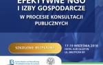 BEZPŁATNE szkolenie dla NGO oraz Izb Gospodarczych w OLSZTYNIE!