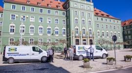 IKEA pomaga wyposażyć gminne centra kwarantanny w Szczecinie. #PomagamyRazem