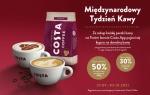 Świętuj Międzynarodowy Dzień Kawy z Costa Coffee!