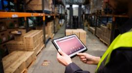 Technologiczne trendy w logistyce Biuro prasowe