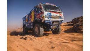Zespół KAMAZ-master wyposażony w opony Goodyear zwycięzcą Rajdu Dakar 2021 Biuro prasowe
